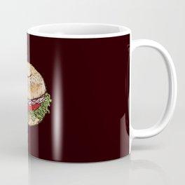 Bagel Sandwich Coffee Mug