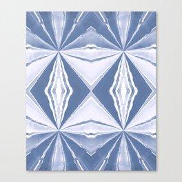 Blue Thursday Canvas Print