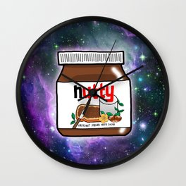 NUTELLA Wall Clock
