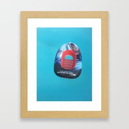 Surrealistic inflatable Framed Art Print