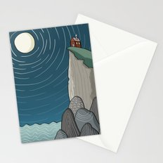 House on a Cliff Stationery Cards