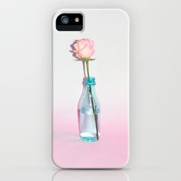Rose Water iPhone Case