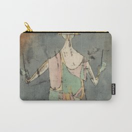 Paul Klee - Diavolo Player Carry-All Pouch