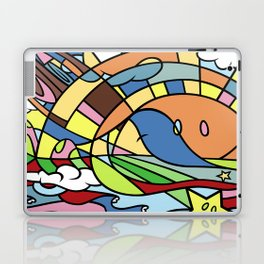 In the Pursuit of Happiness Laptop & iPad Skin
