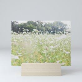 In a Field of Wildflowers Mini Art Print