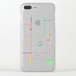 Inset Clear iPhone Case