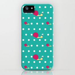 Folles Bestioles 2 iPhone Case