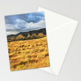Field of Gold Stationery Cards