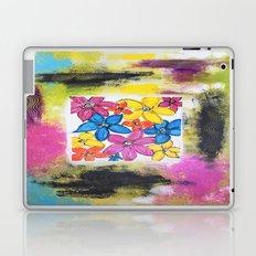 FLOWER WINDOW Laptop & iPad Skin