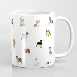 Dog breeds! Coffee Mug