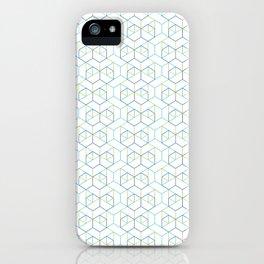 Kubikon .luft iPhone Case