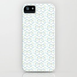 Kubikon .luft iPhone Case