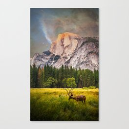 Yosemite Magic Canvas Print