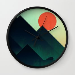 World to see Wall Clock