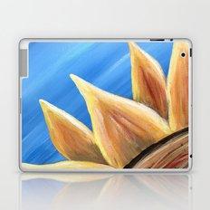 Fall Sunflower Laptop & iPad Skin