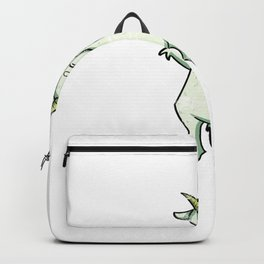 Cute Animal Dab Goat Backpack