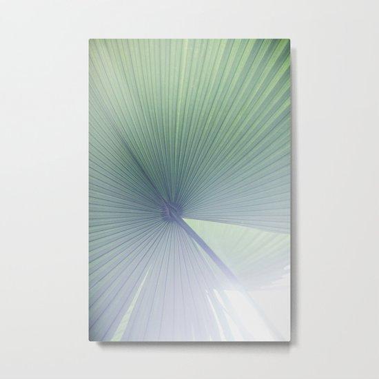 Palm Leaves 5 Metal Print