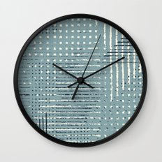 Withered Weather Wall Clock