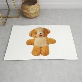 Furry teddy bear Rug