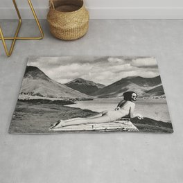 FRENCH LEAVE Rug