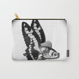 THE BUTTERFLY FISH - James Carry-All Pouch
