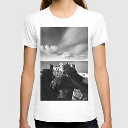 Dunluce castle,Ireland,Northern Ireland,Antrim coast T-shirt