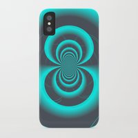 inception iPhone & iPod Cases featuring Inception by Angela Pesic