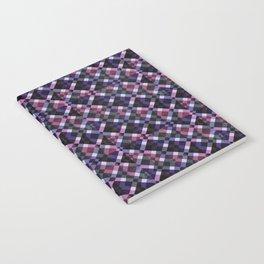 Retro Box Pattern Notebook