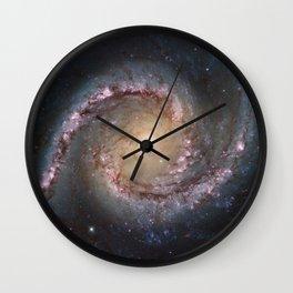 Intermediate Spiral Galaxy NGC 1566 Wall Clock