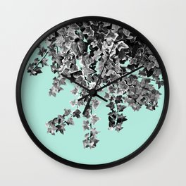 Ivy Delight #6 #wall #decor #art #society6 Wall Clock