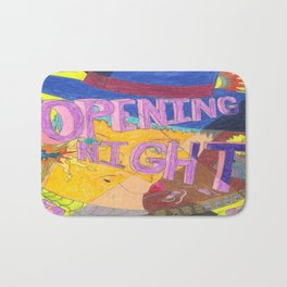 Opening Night Bath Mat