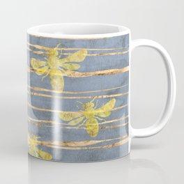 Golden Bees Coffee Mug