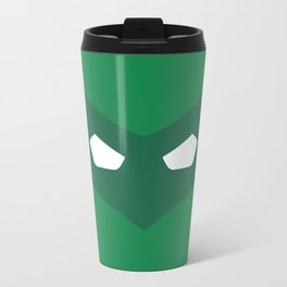 Green Lantern superhero Travel Mug