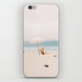 Beach Morning II iPhone Skin