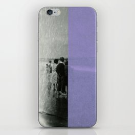 Natural Distaster - Venecia Como Llegar iPhone Skin