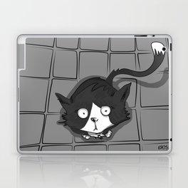 Illustration Black&white Laptop & iPad Skin