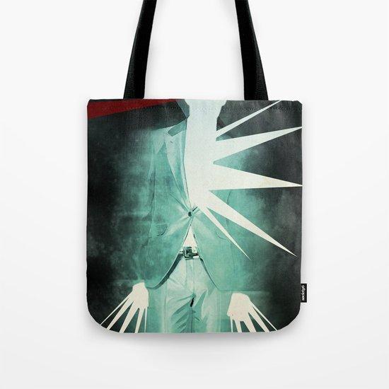 light suit Tote Bag
