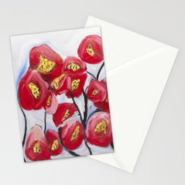 Growing tall, growing wild Stationery Cards