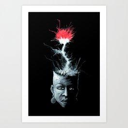 """Power"" Art Print"