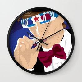 80s TEEN MOVIES :: VALLEY GIRL Wall Clock