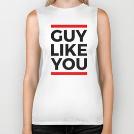 GUY LIKE YOU - Modern T-Shirt Tees Mug Phone Case Hoodie Biker Tank