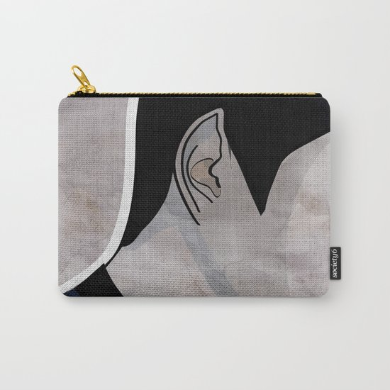 Humans make illogical decisions Carry-All Pouch