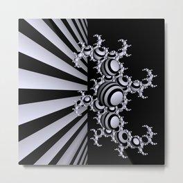 going mandelbrot -3- Metal Print