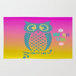 Wise Up Rug