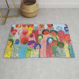 All the People Rug