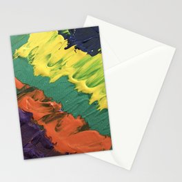 Parrot Flying Stationery Cards