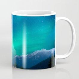 Bright Stars in the Early Morning Sky Coffee Mug