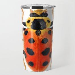 Orange Beetle Travel Mug