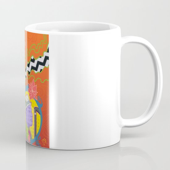 """True"" by Tim Lukowiak Mug"
