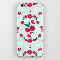Roses & Berries iPhone Skin